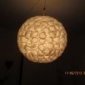 Extra, design, fiatalos rizslámpa, diszítéssel, Extra, design rizslámpa  Egy alap mérető, 45  c...
