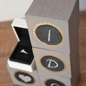 Krétatáblás írható dekorkocka, Baba-mama-gyerek, Dekoráció, Esküvő, Dísz, A HeyBaby dekorkockák tömör fenyőből készülnek, méretük 7*7*7 cm. A kockákat alapozás után 2 réteg a..., Meska