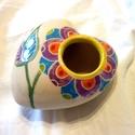 Kis szív váza