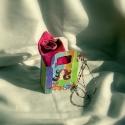 Mesés pici táska, Képzőművészet, Naptár, képeslap, album, Ajándékkísérő, Mesés pici táska, akvarell mesével díszítve. PDF formátunban készítettem el ezt az aranyos kis aján..., Meska