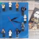 Star-Wars Classic 1.Falióra levehető figurákkal, Mindenmás, Mindenmás, Tökéletes ajándék minden gyereknek vagy felnőttnek akik szeretik a Star-Wars - t és a LEGO-t. A fig..., Meska