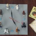 Star Wars  Falióra levehető figurákkal