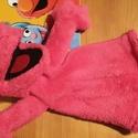 """Báb szörnyecske """"Lizy"""", Játék, Báb, Plüssállat, rongyjáték, Baba-és bábkészítés, Varrás, Ismeritek Elmot a Szezám utcából? Nos, Lizy a kis szörny, Elmo unokatesója. Pihe-puha babysoft anya..., Meska"""