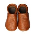 Készleten lévő bőr puhatalpú babcipő - 20-as méret , Baba-mama-gyerek, Ruha, divat, cipő, Cipő, papucs, Teljesen bőr babacipő, mely ideális a járni tanuló babáknak, vagy nagyobb gyermekeknek.  ××× Azonnal..., Meska