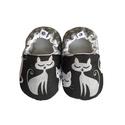 Cicás I. kocsicipő, Baba-mama-gyerek, Ruha, divat, cipő, Cipő, papucs, 16-19-es méretben rendelhetők a cipőcskék, kívül-belül pamutból készülnek, illetve a két réteg közé ..., Meska