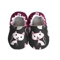 Cicás II. kocsicipő, Baba-mama-gyerek, Ruha, divat, cipő, Cipő, papucs, 16-19-es méretben rendelhetők a cipőcskék, kívül-belül pamutból készülnek, illetve a két réteg közé ..., Meska