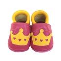 Bőr puhatalpú babacipő - Hercegnős, Baba-mama-gyerek, Ruha, divat, cipő, Cipő, papucs, Teljesen bőr babacipő, mely ideális a járni tanuló babáknak, vagy nagyobb gyermekeknek.  15-26-os mé..., Meska