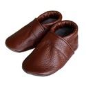 Hopphopp puhatalpú cipő - Konyakbarna - 20-as méret, Baba-mama-gyerek, Ruha, divat, cipő, Cipő, papucs, Készleten lévő, azonnal elvihető!!!  A puhatalpú cipő 20-as méretű, belső talphossza 129mm!  Teljese..., Meska