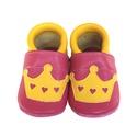 Bőr puhatalpú babacipő - Hercegnős - 20-as méret, Baba-mama-gyerek, Ruha, divat, cipő, Cipő, papucs, Készleten lévő, azonnal elvihető!!!  A puhatalpú cipő 20-as méretű, belső talphossza 129mm!  A boka ..., Meska