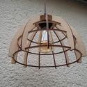 Terra lámpa, Rétegelt nyírfalemezből készült lámpánkat a...