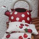 Meggymag párna - ajándék manóval, A kis meggymag párnámat főként kisgyermekeknek...