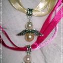 Angylkás nyakláncok igazi hercegnőknek, A nyakláncokat két hercegnőnek készítettem Fo...