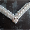 Menyasszonyi nyakék Nyunyogo részére, Ez a gyönyörűséges nyakék Nyunyogo kérésér...