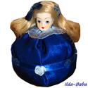 Illat Baba, Dekoráció, Otthon, lakberendezés, Illat babáimat az Aura-Soma szinrendszer ihlette lelkemben,az Ilda-Babák eszerint készültek.De vanna..., Meska