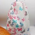 Frissentartó kenyeres zsák - nagy méret, Környezetbarát, újra használható kenyér, zse...