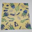 Méhviaszos csomagoló kendő, Környezetbarát méhviaszos csomagoló frissentar...