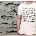 balatoni halak, Férfiaknak, Ruha, divat, cipő, Horgászat, vadászat, Férfi ruha, Mindenmás, A kívánt méretet rendeléskor a megjegyzésbe tudod beírni, minden méret van készleten. A póló 100% p..., Meska