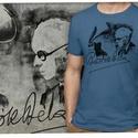 Bartók Béla Férfi pólón, Férfiaknak, Táska, Divat & Szépség, Férfi ruha, Ruha, divat, Urban pólók, A Bartók-emlékév örömére készítettünk egy Bartók pólót, de aztán elbizonytalanodtunk, hogy nem illik..., Meska