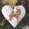 AKCIÓ! - Boxeres szívek két darab  egy csomagban, Készleten lévő, azonnal rendelkezésre álló t...