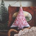 AKCIÓ! - Karácsonyfa dísz, Készleten lévő, azonnal rendelkezésre álló t...