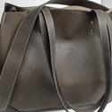 Mindentbele táska szürke, Táska, Divat & Szépség, Táska, Szatyor, A táska nagyméretű. igazi bevásárló, kapkodó. Nincs bélelve, mágneszárral záródik: egyszerűen nagysz..., Meska