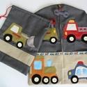 Óvodai ruhazsák és tornazsák szett járművekkel- AZONNAL VIHETŐ!!!, Gyerek & játék, Táska, Divat & Szépség, Ruha, divat, Gyerekszoba, Kiváló minőségű, strapabíró anyagból készült óvodai ruhazsák és hozzá illő tornazsák mindenféle járm..., Meska