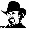 """Vasalható Chuck Norris :-), Dekoráció, Ruha, divat, cipő, Fotó, grafika, rajz, illusztráció, Mindenmás, \\\\\\\""""Legendák\\\\\\\"""" sorozatom újabb darabja.  Vasalhatod pólóra, pulcsira, táskára, bármilyen ..., Meska"""