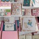""""""" Fairy tale- princess"""" - titok- napló és fotóalbum, Naptár, képeslap, album, Fotóalbum, Jegyzetfüzet, napló, Könyvjelző, Papírművészet, Akinek van lánya, az tudja, hogy eljön az az időszak, amikor a lányunk elkezd titkokat rejtegetni. ..., Meska"""