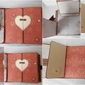 """"""" Barna álom"""" - egyedi, kézműves, barna esküvői scrapbook album, Esküvő, Naptár, képeslap, album, Nászajándék, Fotóalbum, Egyedi, kézműves esküvői scrapbook album 14 interaktív oldallal, melynek a színvilága eltér a megszo..., Meska"""