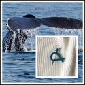 FIBULA, Ékszer, Bross, kitűző, Ékszerkészítés, Polymer clay bálna és hal formájú     kitűzők unalmas pullóverekre., Meska