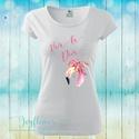 Viva la Diva - feliratos női póló vízfesték hatású grafikával, Ruha, divat, cipő, Női ruha, Felsőrész, póló, Viva la Diva - feliratos női póló vízfesték hatású grafikával  KÉRHETED EGYEDI FELIRATTAL I..., Meska