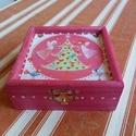 Karácsonyi tündéres doboz, A KÖZELGŐ KARÁCSONYRA VALÓ TEKINTETTEL, AKI 4 ...