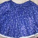 Kékfestő-, néptáncos szoknyák, Néptáncoláshoz, vagy akár mindennapi viseletne...