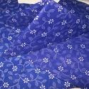 Kékfestő textilszalvéta 4 db/csomag, Dekoráció, Konyhafelszerelés, Otthon, lakberendezés, Lakástextil, Varrás, Elegáns dísze a terített asztalnak. Környezetbarát! Környezettudatos vendéglátóknak és családoknak!..., Meska