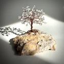 Szerencsefa kristályfa életfa Hegyikristály több mint 100 kristályból!, A szerencsefa vagy más néven életfa harmonizál...