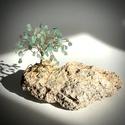 Szerencsefa kristályfa életfa AVENTURIN kristályokkal 10x15 cm, A szerencsefa vagy más néven életfa harmonizál...
