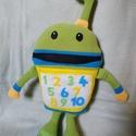 Umizoomi robot, Umizoomi robot 30 cm magas + az antenna. Egyedi me...