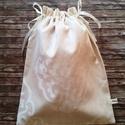 Dupla masnis elegáns  kenyeres zsák, NoWaste, Otthon & lakás, Bevásárló zsákok, zacskók , Konyhafelszerelés, Kenyértartó, Elég volt a papírszalvétákból, nejlonzacskókból, fóliába csomagolt uzsonnákból, eldobható műanyag cs..., Meska