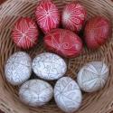 Hímes tojás, 10 db hímes tojás. Választható színek: piros,...