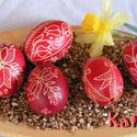 Hagyományos hímes tojás