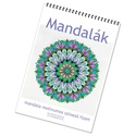 Mandalás színező füzet , 30 db teljesen új mandala motívummal szeretnék ...
