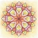 Nyomat A/4-es, Dekoráció, Magyar motívumokkal, Kép, A kép művészpapírra készült nyomat, saját készítésű, eredetileg színes ceruzával készült rajzomról. ..., Meska