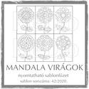 MandalaVirágok + Mandalák 42/2020