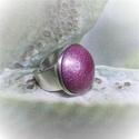 UNIKORNIS lila kerámia gyűrű - Ajándék lányoknak nőknek névnapra születésnapra, Szereted a szivárvány varázslatos színeit? Jó...