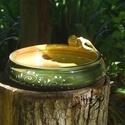 madáritató, Otthon, lakberendezés, Dekoráció, Mindenmás, Korongolt edény a kertben, madáritató a nyári melegben. Felfüggeszthető, vagy kis rönkre rakható vál..., Meska