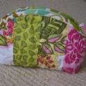 Soire - pipere, Lila Tueller amerikai tervező textiljeiből kész...