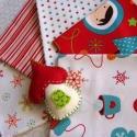 Tarka karácsony 2., Vidám karácsonyi csomagocskát állítottam öss...