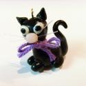 Mirtill cicás medál, Legújabb medálomat Mirtill cicámról formáztam...