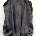 Bakancsos ruha- AKCIÓ 15-20% !, Ruha, divat, cipő, Női ruha, Ruha, Varrás, Foltberakás, Újabb bakancsos ruha,nagy méretben. Ujjatlan,vékony csíkos mintájú tunika,pertlis zsebekkel,gumis a..., Meska