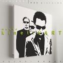 kép: Depeche Mode: Band - No.1, Dekoráció, Képzőművészet, Kép, Grafika, Fotó, grafika, rajz, illusztráció, Mindenmás, P55 - demoBND1   depeche mode: Band No.1   P55 pictures: Akril felületű faforgácslapra, vinyl techn..., Meska